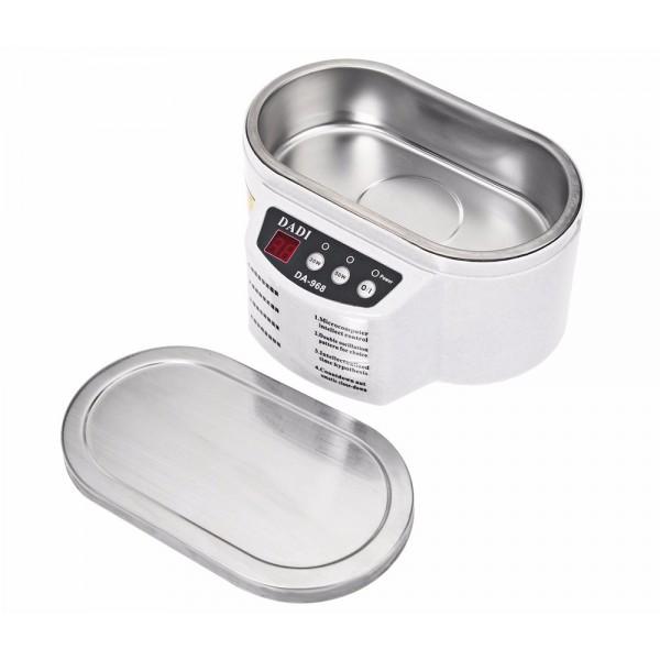 Ultrasonic Cleaner Kartuş Aksesuar Gümüş Temizleme